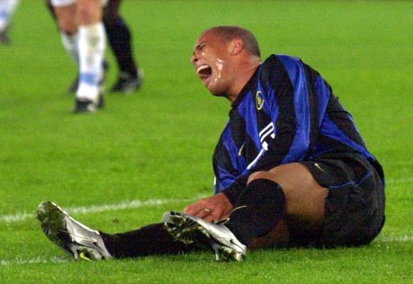 A dor de Ronaldo Fenômeno