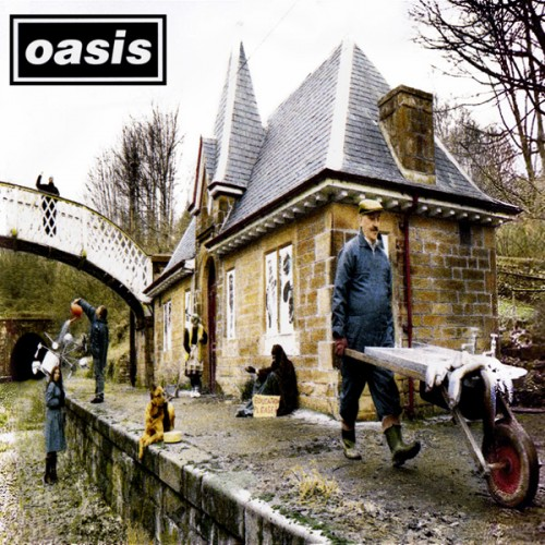 "Oasis lança single ""Some Might Say"""