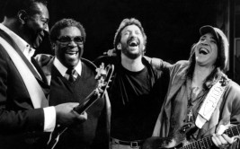 Timaço: Muddy Waters, B.B. King, Eric Clapton e Steve Ray Vaughan