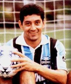 Rivarola jogou 4 anos no tricolor