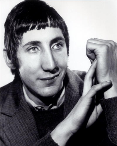 "Pete Townshend escreve ""My Generation"""