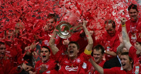 No milagre de Istambul, Liverpool conquista a Champions