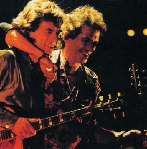 Rolling Stones fazem show histórico em Amsterdã
