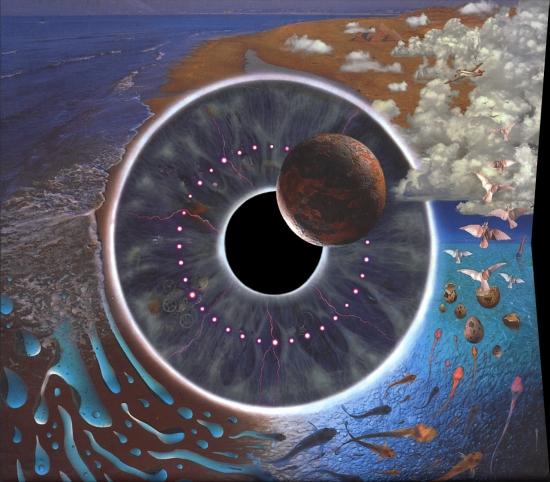 Pink Floyd lança o álbum Pulse