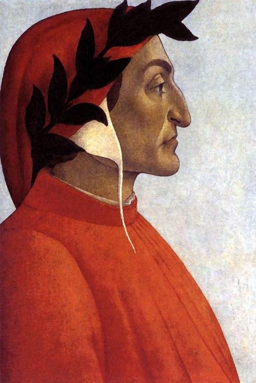Dante Alighieri, 750 anos