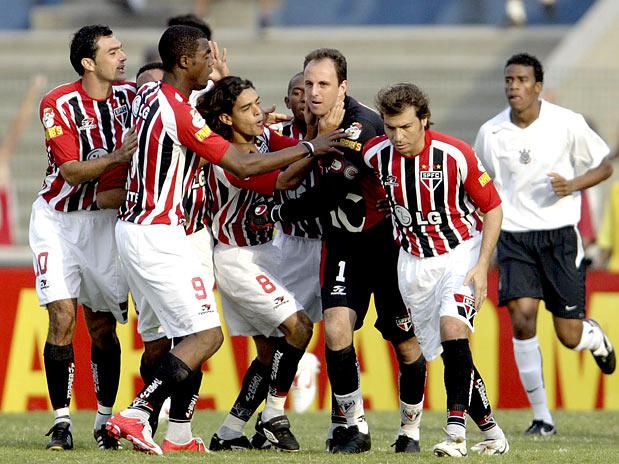 São Paulo 5 x 1 Corinthians