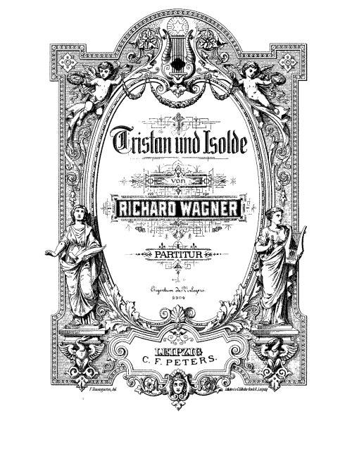 """""""Tristão e Isolda"""", de Wagner, estreia em Munique"""