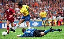 Ronaldo guarda o dele