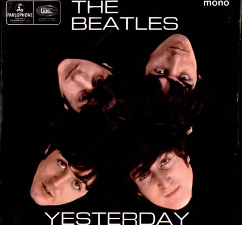 "Beatles gravam ""Yesterday"""