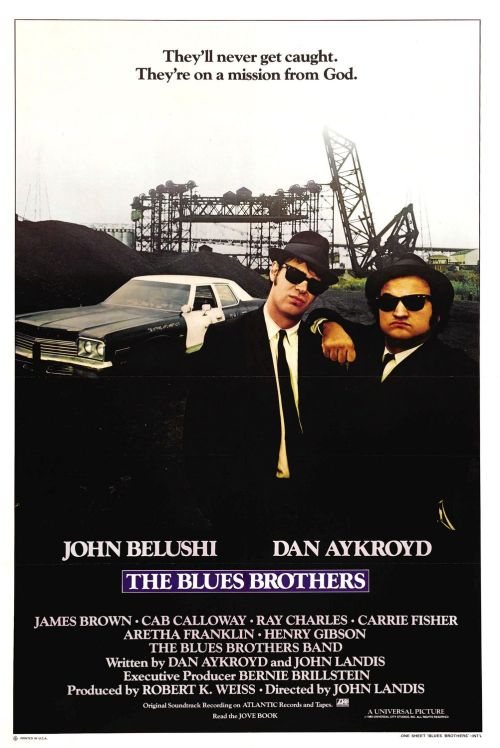 """The Blues Brothers"" tem première em Chicago"