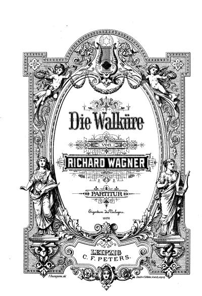 """""""A Valquíria"""", de Wagner, estreia na Alemanha"""