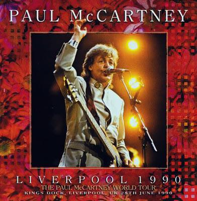 Na volta a Liverpool, Paul faz homenagem a John