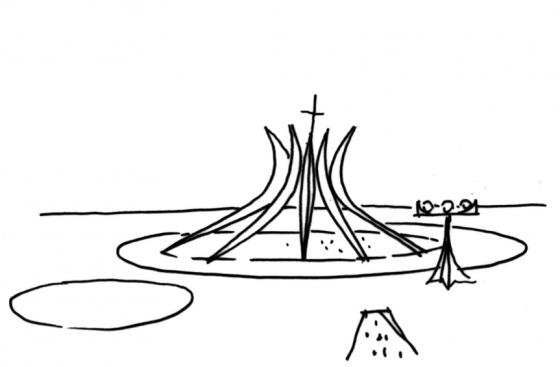Catedral de Brasília é inaugurada
