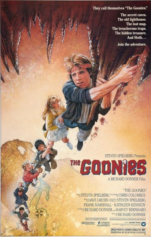 """""""Os Goonies"""" estreia nos EUA e Canadá"""