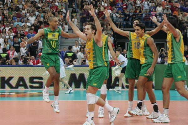 Brasil conquista a Liga Mundial pela 5ª vez