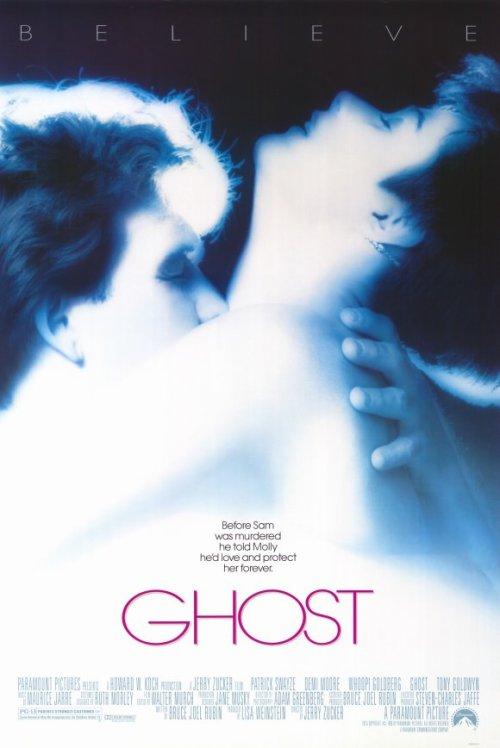 """""""Ghost"""" estreia nos cinemas americanos"""