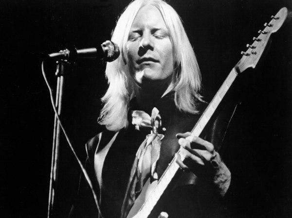 Morre o guitarrista Johnny Winter