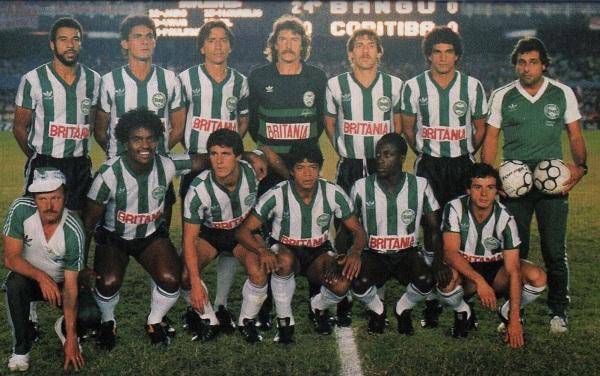 Coritiba é campeão brasileiro