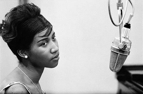Aretha Franklin inicia gravação do segundo disco