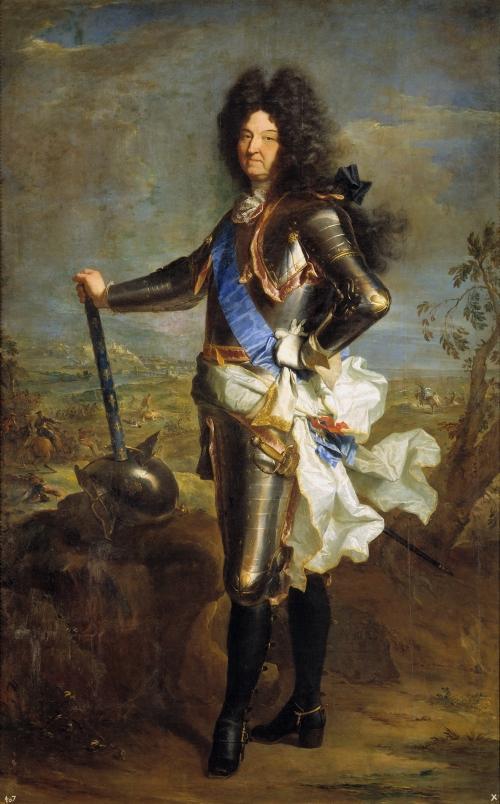 Morre Luís XIV, o Rei Sol