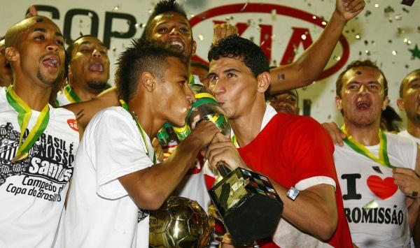 Santos é campeão da Copa do Brasil