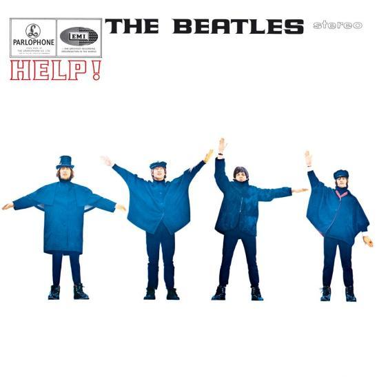Beatles lançam o álbum Help! no Reino Unido