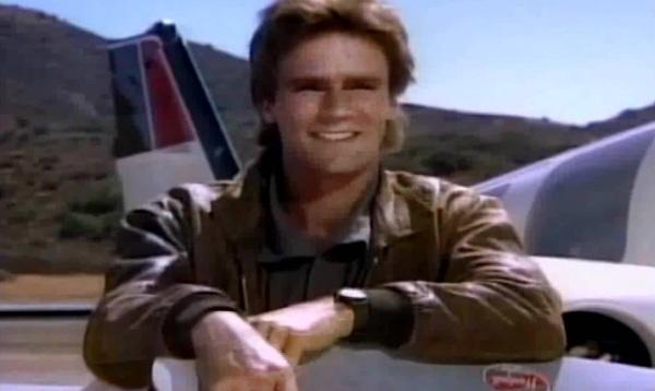 MacGyver estreia na TV americana