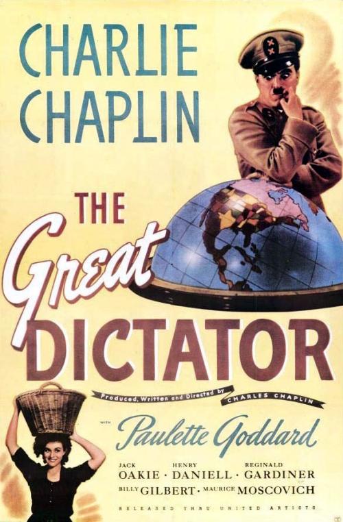 """""""O Grande Ditador"""" tem première em Nova York"""
