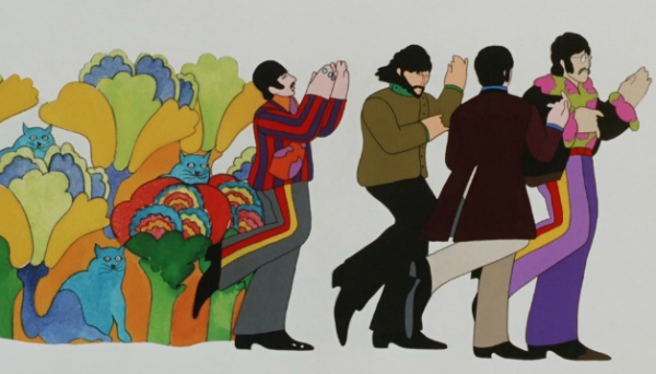 "Beatles gravam ""Nowhere Man"""