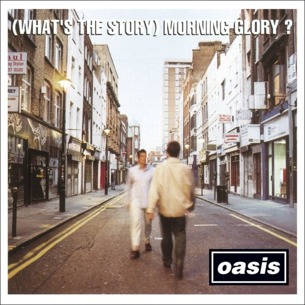 Oasis lança (What's the Story) Morning Glory?