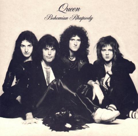 """Queen lança """"Bohemian Rhapsody"""""""