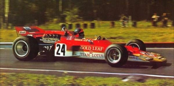 A primeira vitória de Emerson Fittipaldi na Fórmula 1