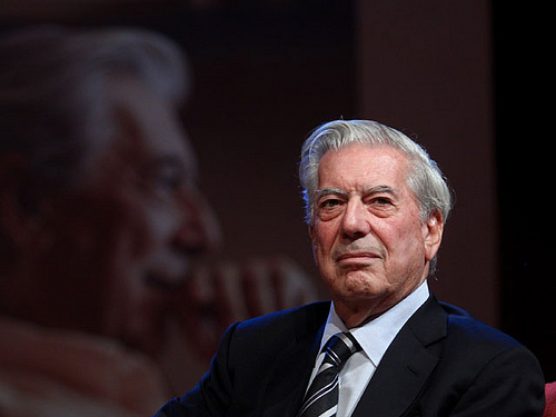 Mario Vargas Llosa leva Nobel de Literatura