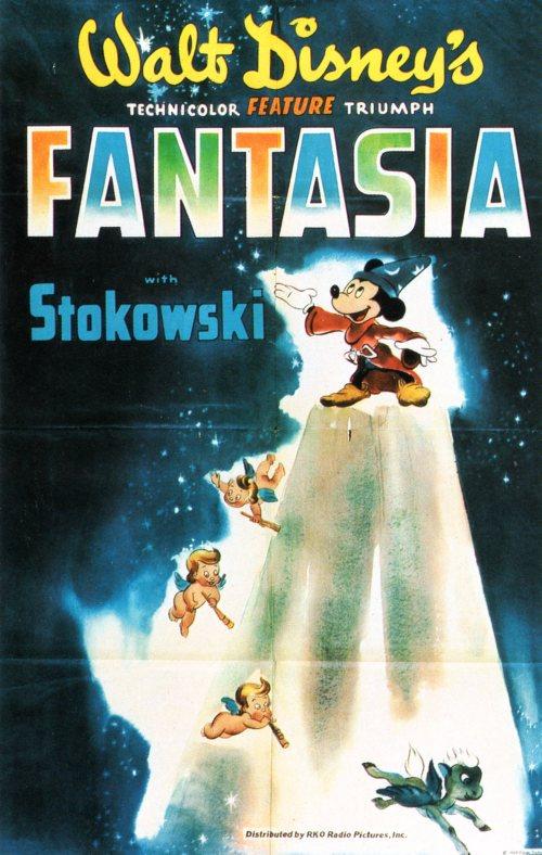 """Fantasia"" estreia nos Estados Unidos"