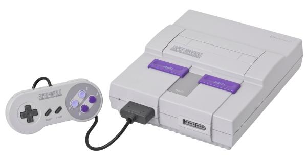 Super Nintendo é lançado no Japão