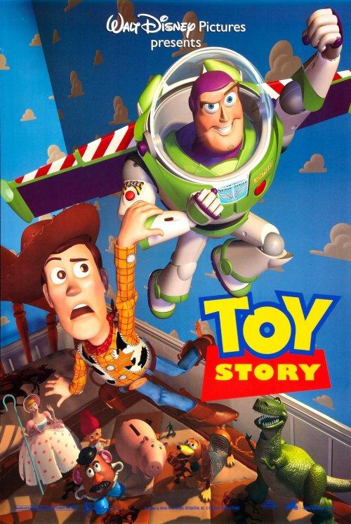 """""""Toy Story"""" estreia nos EUA e no Canadá"""