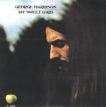 "George Harrison lança o single ""My Sweet Lord"" nos EUA"
