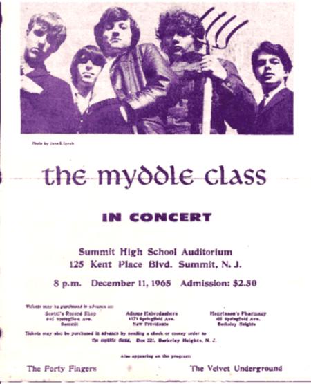O primeiro show do Velvet Underground