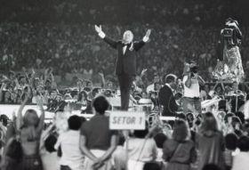 No Maracanã, para 175 mil pessoas