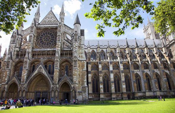 Abadia de Westminster é santificada em Londres