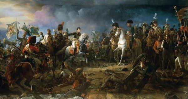 Napoleão comanda vitória francesa na Batalha de Austerlitz