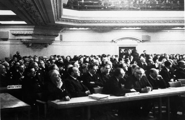 Primeira Assembleia Geral da ONU é aberta em Londres