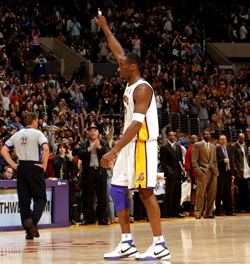 Kobe Bryant, 81