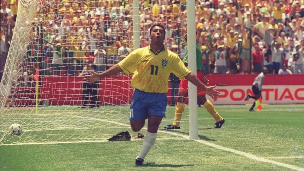 Romário, 50 anos