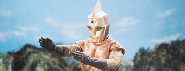 Série Spectreman estreia na TV japonesa