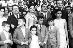 Sarney e a família