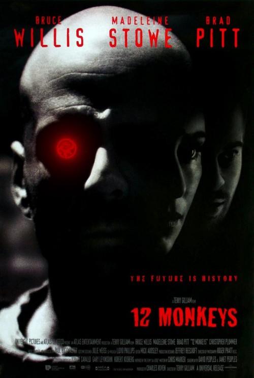 """Os 12 Macacos"" estreia nos Estados Unidos"
