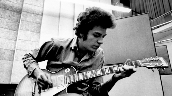 Morre o guitarrista Mike Bloomfield