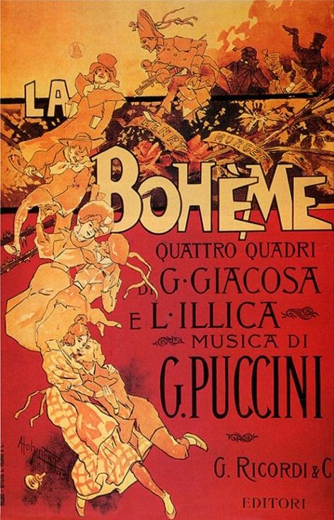 """Ópera """"La Bohème"""" estreia em Turim"""