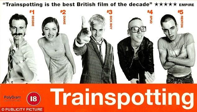 """""""Trainspotting"""" estreia no Reino Unido e na Irlanda"""